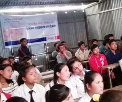 Financial Literacy Program by Mega Bank in Chautara